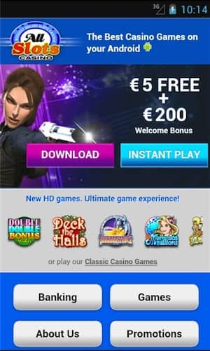 all slots casino mobile casino
