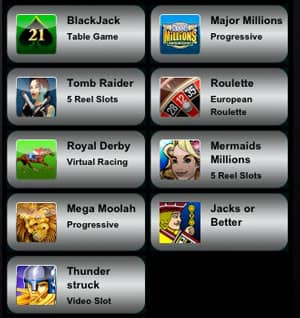 Casino Epoca Mobile mobile Android Games Preview