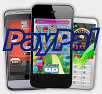 Mobile Casinos accepting PayPal