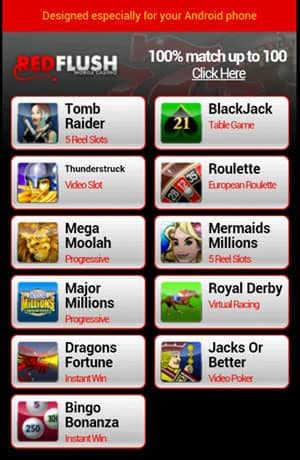 Red Flush Mobile mobile Android Games Preview
