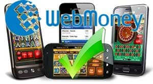 Webmoney Casinos for mobile webmoney android deposit